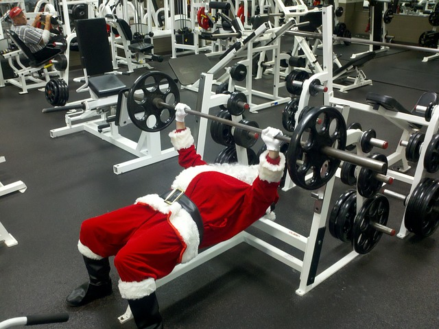 Merry Christmas from fitness.lu - keep going